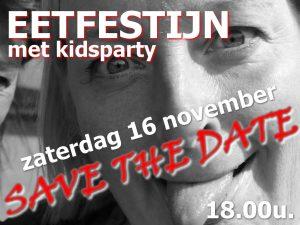 Eetfestijn @ Zonneburcht | Waregem | Vlaanderen | België