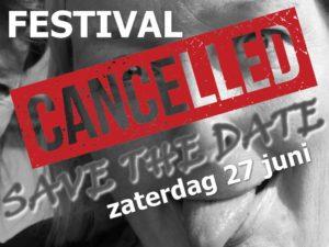 Festival (cancelled) @ Zonneburcht | Waregem | Vlaanderen | België