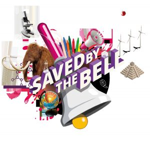 Saved by the bell - Internationale dag van de leerkracht