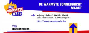 De Warmste Zonneburcht-markt @ Zonneburcht | Waregem | Vlaanderen | België